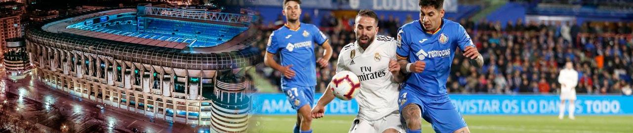 Entradas Real Madrid - Getafe C.F.