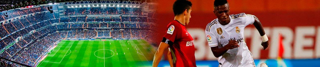 Entradas Real Madrid - Real Mallorca