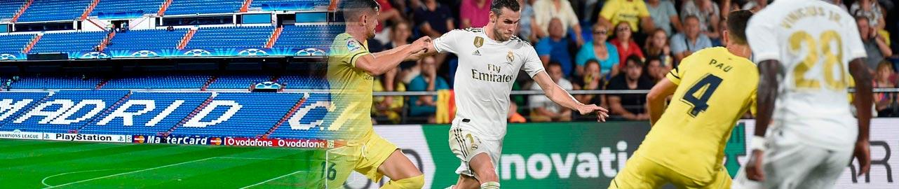 Entradas Real Madrid - Villareal